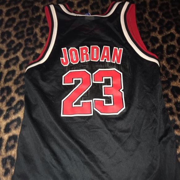 vintage michael jordan jersey